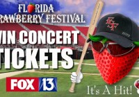Fox 13 News Strawberry Festival Ticket Contest