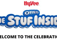 Hyvee Oreo Stuf Worth Sharing Sweepstakes
