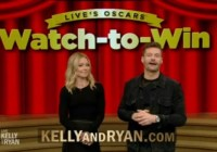 Live Kelly And Ryan Oscars Watch To Win Sweepstakes