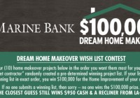 MDM Games $100K Dream Home Makeover Contest