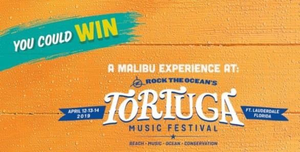 Malibu Florida Music Festival Sweepstakes