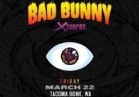 Movin 92.5 Bad Bunny Tickets Contest