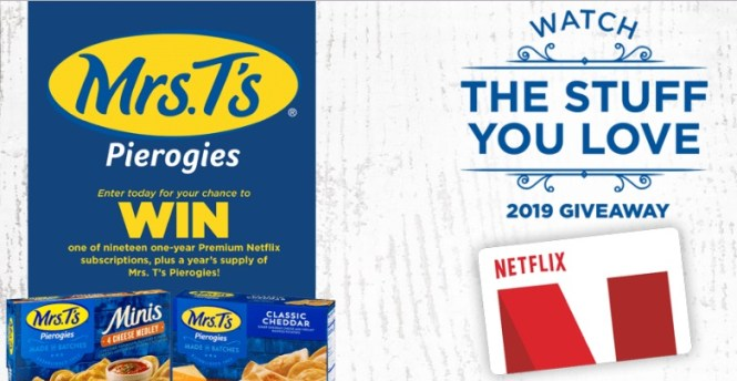 Mrs. Ts Watch The Stuff You Love Giveaway