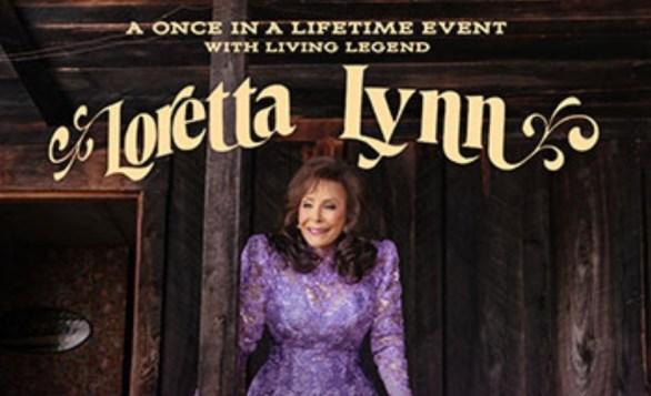Nashville Music City Loretta Lynn Tribute Concert Giveaway