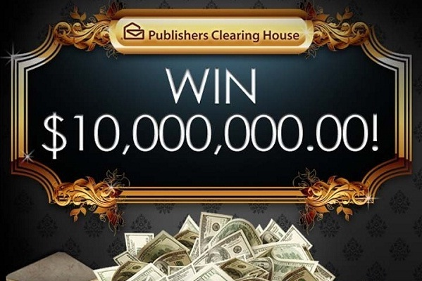 PCH One Million Money Drop Giveaway
