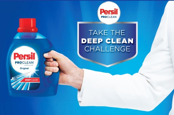 Persil Deep Clean Challenge Sweepstakes