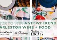Post And Courier Charleston Wine And Food VIP Giveaway