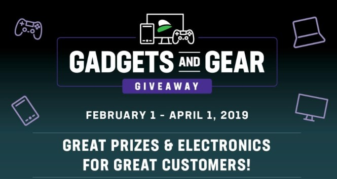 RCN Gadgets And Gear Giveaway