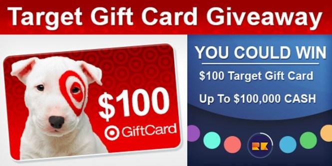 Ripkord TV Target Gift Card Giveaway