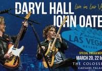 SiriusXM Daryl Hall And John Oates Sweepstakes