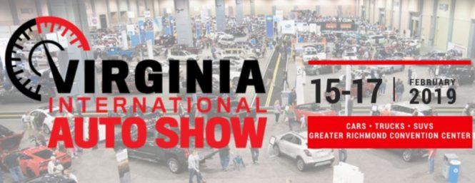 WTVR CBS 6 News Virginia International Auto Show Tickets Giveaway