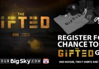 Your Big Sky The Gifted Swag Sweepstakes