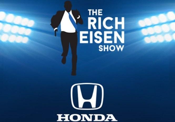 iHeartRadio Honda Hang With Rich Eisen Sweepstakes