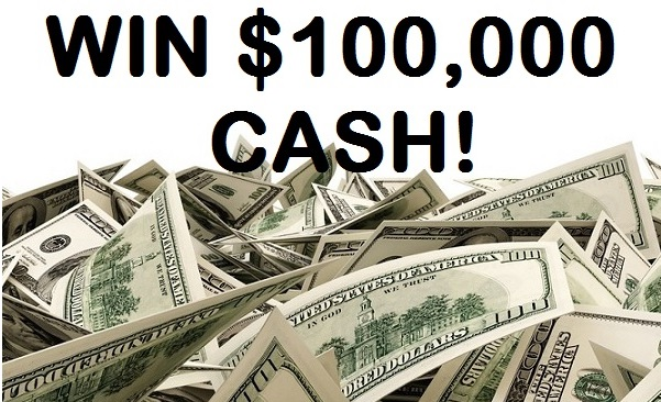 $100K Voice of the Customer Sweepstakes