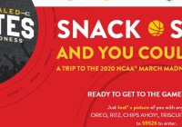 2019 Nabisco Unrivaled Favorites Sweepstakes