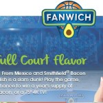 Avocados From Mexico Savor Full Court Flavor Sweepstakes