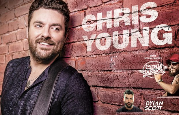Chris Young At Lakeview Second Chance Contest
