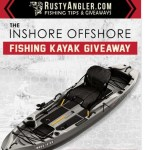 Inshore Offshore Fishing Kayak Giveaway