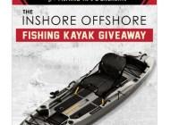 Inshore Offshore Fishing Kayak Giveaway