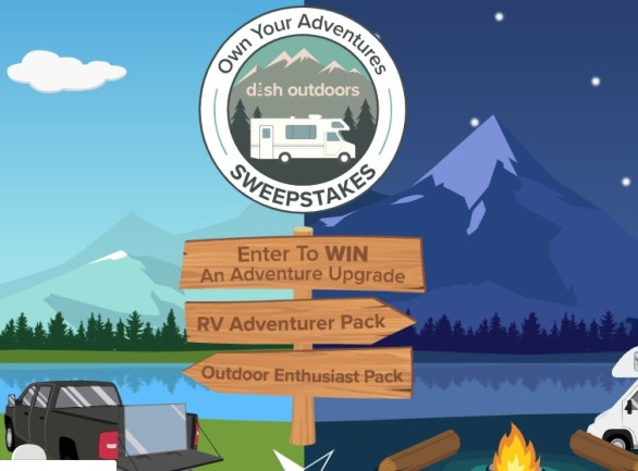 Own Your Adventures Sweepstakes