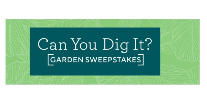 QVC Can You Dig It Garden Sweepstakes