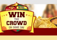 The Crowd On Basketball Game Day Sweepstakes