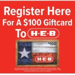3 News First Edition HEB Gift Card Giveaway