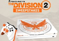 GameStop Tom Clancy The Division 2 Sweepstakes