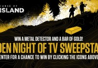 Golden Night Of TV Sweepstakes