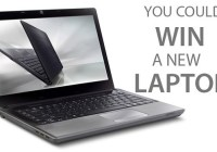 Intel Winter Sweepstakes