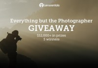 Lensrentals Everything But The Photographer Contest