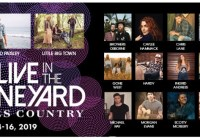 Live In The Vineyard Goes Country Sweepstakes