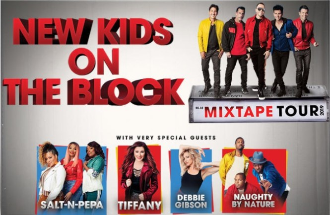 New Kids On The Block Tickets Contest