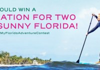 The My Florida Adventure Photo Contest