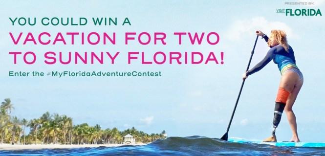 The My Florida Adventure Photo Contest