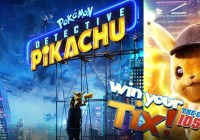 Detective Pikachu Sweepstakes