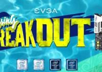 EVGA Spring BreakOut Social Media Event Sweepstakes