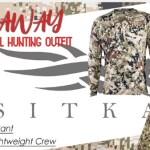 Elk101 Sitka Giveaway