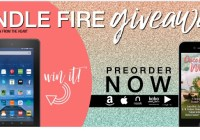 Fiction From The Heart Kindle Fire Giveaway