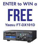 Gigaparts Yaesu FT-DX101D Sweepstakes