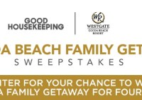 Good Housekeeping Cocoa Beach Family Getaway Sweepstakes
