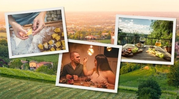 Omaze Italy Foodie Trip Sweepstakes