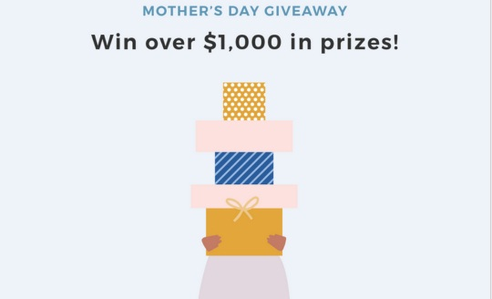Ready Set Food Mothers Day Giveaway