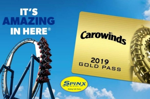 Register To Win A Road Trip To Carowinds Contest