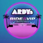 Ride Like A VIP Sweepstakes