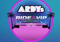 Ride Like A VIP Sweepstakes