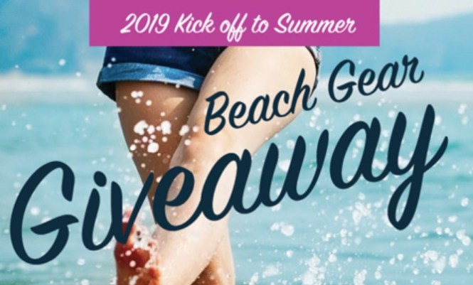 Rio Brands 2019 Kick Off To Summer Beach Gear Giveaway