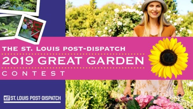 St Louis Post Dispatch 2019 Great Garden Contest