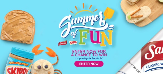Summer Of Fun Sweepstakes
