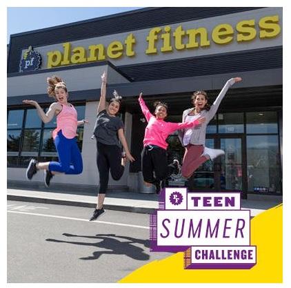 Teen Summer Challenge Scholarship Sweepstakes